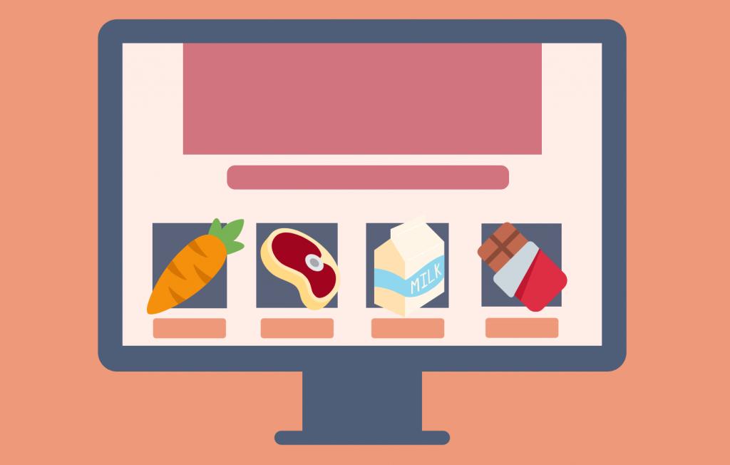 matpriser på nätet